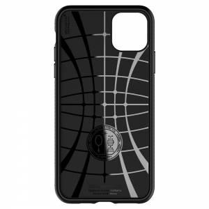 Spigen Etui Liquid Air iPhone 11 Pro czarny
