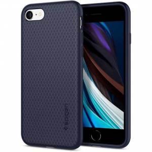Spigen Etui Liquid Air iPhone 7/8/SE 2020 granat