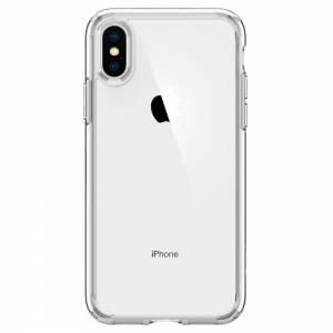 Spigen Etui Ultra Hybrid iPhone 7/8/SE 2020 transparent