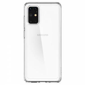 Spigen Etui Ultra Hybrid Samsung S20 Plus transparent