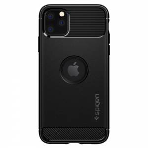 Spigen Etui Rugged Armor iPhone 11 Pro czarny