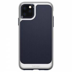 Spigen Etui Neo Hybrid iPhone 11 Pro srebrny