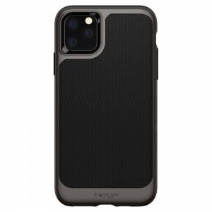 Spigen Etui Neo Hybrid iPhone 11 Pro gunmetal