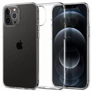 Etui Spigen Liquid Crystal do iPhone 12/12 Pro transparent