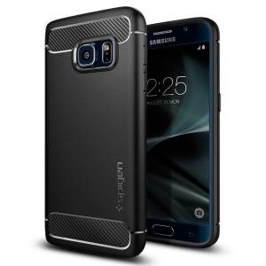 Etui Spigen Armor Rugged do Samsung Galaxy S7 Black
