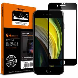 Szkło hartowane Spigen Glass Fc do Iphone 7/8/se 2020 Black