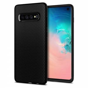 Etui Spigen Liquid Air do Galaxy S10 Matte Black