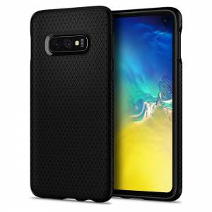 Etui Spigen Liquid Air do Galaxy S10e Matte Black