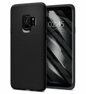 Etui Spigen Liquid Air do Galaxy S9 Matte Black