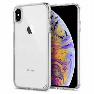 Etui Spigen Ultra Hybrid do Iphone Xs Max Crystal Clear