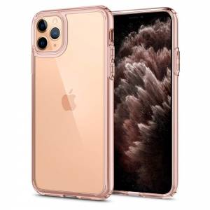 Etui Spigen Ultra Hybrid do Iphone 11 Pro Rose Crystal