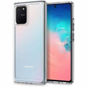 Etui Spigen Ultra Hybrid do Galaxy S10 Lite Clear