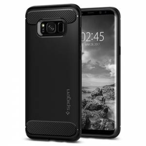 Etui Spigen Rugged Armor do Galaxy S8 Black