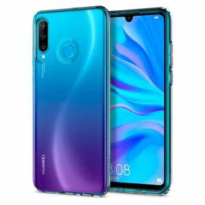Etui Spigen Liquid Crystal do Huawei P30 Lite Crystal Clear