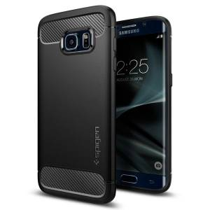 Etui Spigen Armor Rugged do Samsung Galaxy S7 Edge Black