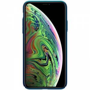 Etui Nillkin Frosted Shield do iPhone 11 Pro niebieskie
