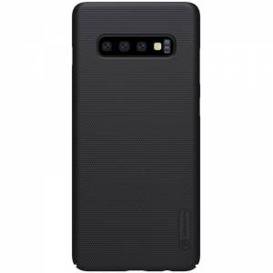 Etui Nillkin Frosted Shield do Samsung Galaxy S10+ czarne